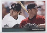 Lance Berkman, Roy Oswalt (Houston Astros Team Checklist) [Noted]