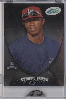 2010 eTopps Minor League Prospectus - [Base] #16 - Domonic Brown /799