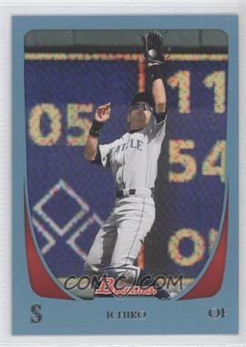 2011 Bowman - [Base] - Blue #153 - Ichiro Suzuki /500