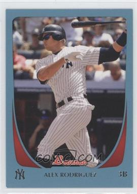 2011 Bowman - [Base] - Blue #170 - Alex Rodriguez /500