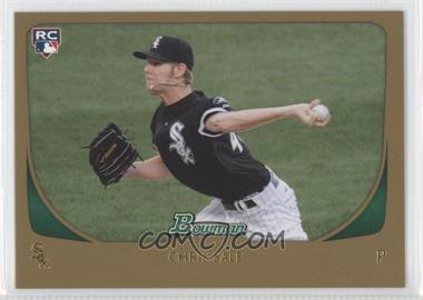 2011 Bowman - [Base] - Gold #220 - Chris Sale