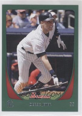 2011 Bowman - [Base] - Green #145 - Derek Jeter /450