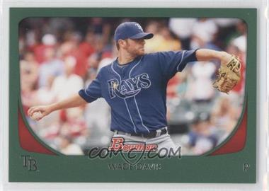 2011 Bowman - [Base] - Green #146 - Wade Davis /450