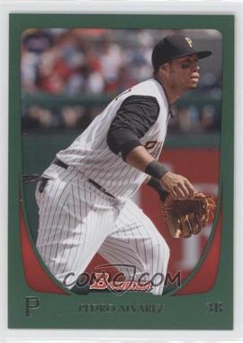 2011 Bowman - [Base] - Green #156 - Pedro Alvarez /450