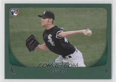 2011 Bowman - [Base] - Green #220 - Chris Sale /450