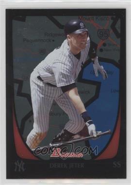 2011 Bowman - [Base] - International #145 - Derek Jeter