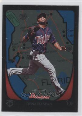 2011 Bowman - [Base] - International #177 - Denard Span