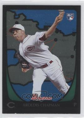 2011 Bowman - [Base] - International #197 - Aroldis Chapman