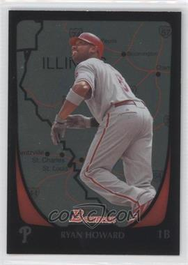 2011 Bowman - [Base] - International #33 - Ryan Howard