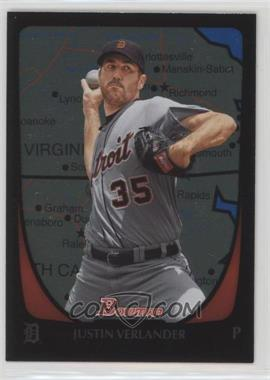 2011 Bowman - [Base] - International #48 - Justin Verlander
