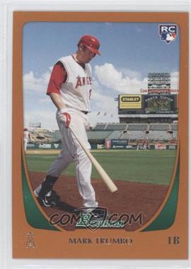 2011 Bowman - [Base] - Orange #193 - Mark Trumbo /250