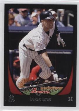 2011 Bowman - [Base] #145 - Derek Jeter