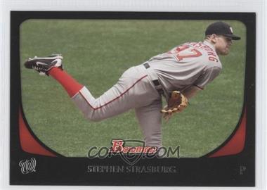 2011 Bowman - [Base] #179 - Stephen Strasburg