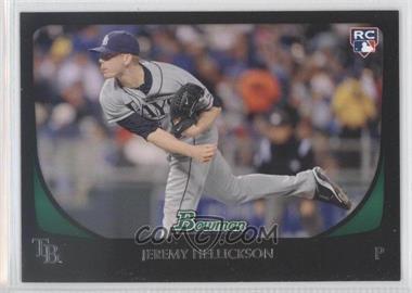 2011 Bowman - [Base] #199 - Jeremy Hellickson