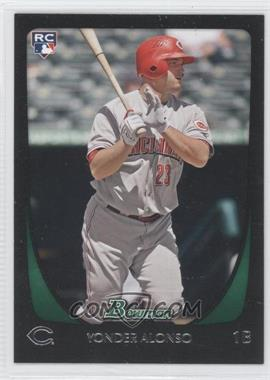 2011 Bowman - [Base] #210 - Yonder Alonso