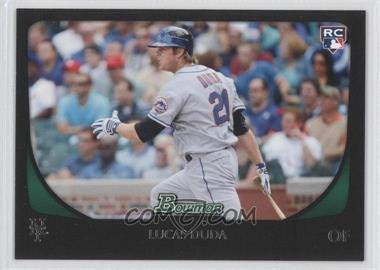 2011 Bowman - [Base] #217 - Lucas Duda