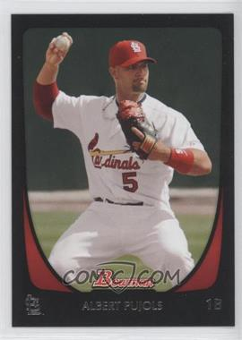 2011 Bowman - [Base] #6 - Albert Pujols