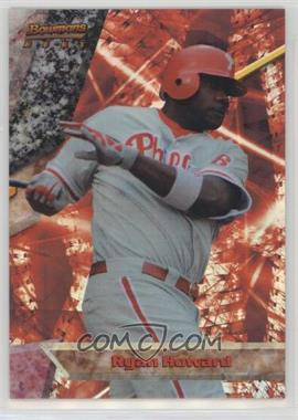 2011 Bowman - Bowman's Best - Refractor #BB24 - Ryan Howard /99