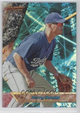 2011 Bowman - Bowman's Best Prospects - Refractor #BBP10 - Jerry Sands /99