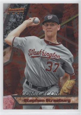 2011 Bowman - Bowman's Best #BB18 - Stephen Strasburg