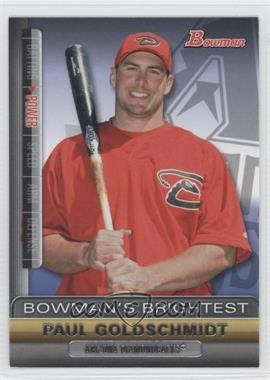 2011 Bowman - Bowman's Brightest #BBR4 - Paul Goldschmidt
