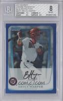 Bryce Harper [BGS 8 NM‑MT] #/250