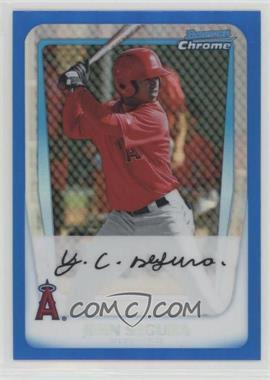 2011 Bowman - Chrome Prospects - Blue Refractor #BCP131 - Jean Segura /150