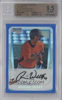 Ronnie Welty [BGS9.5GEMMINT] #/250