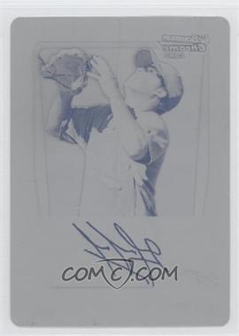 2011 Bowman - Chrome Prospects - Printing Plate Black #BCP79 - Rafael Ynoa /1