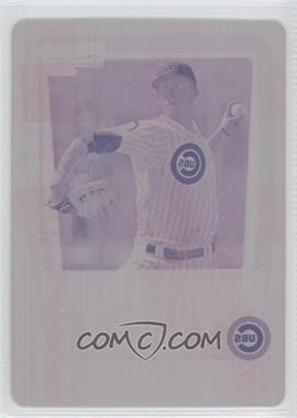 2011 Bowman - Chrome Prospects - Printing Plate Magenta #BCP207 - Kyle Smit /1