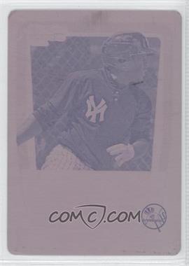 2011 Bowman - Chrome Prospects - Printing Plate Magenta #BCP21 - Jose Pirela /1