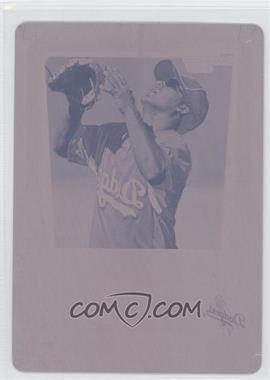 2011 Bowman - Chrome Prospects - Printing Plate Magenta #BCP79 - Rafael Ynoa /1
