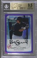 Ben Gamel /700 [BGS 9.5 GEM MINT]