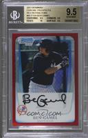 Ben Gamel /5 [BGS 9.5 GEM MINT]