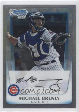 2011 Bowman - Chrome Prospects - Refractor #BCP15 - Michael Brenly /799