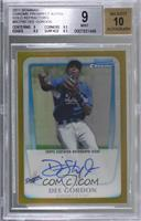 Dee Gordon [BGS 9 MINT] #/50