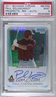 Paul Goldschmidt [PSA 9 MINT] #/500