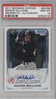 Mason Williams [PSA 10 GEM MT]