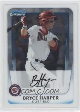 2011 Bowman - Chrome Prospects #BCP1 - Bryce Harper