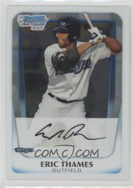 2011 Bowman - Chrome Prospects #BCP102 - Eric Thames