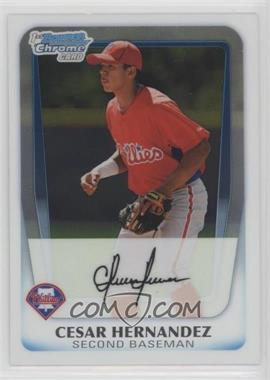 2011 Bowman - Chrome Prospects #BCP122 - Cesar Hernandez