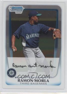 2011 Bowman - Chrome Prospects #BCP139 - Ramon Morla