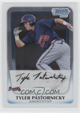 2011 Bowman - Chrome Prospects #BCP141 - Tyler Pastornicky