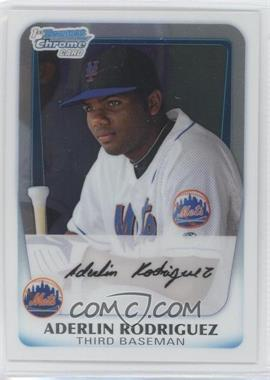 2011 Bowman - Chrome Prospects #BCP146 - Aderlin Rodriguez