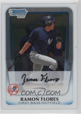 2011 Bowman - Chrome Prospects #BCP166 - Ramon Flores
