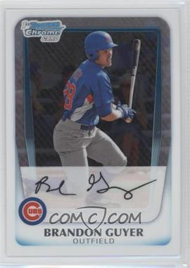 2011 Bowman - Chrome Prospects #BCP168 - Brandon Guyer