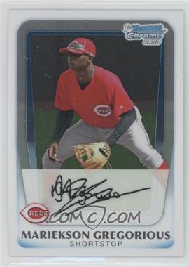 2011 Bowman - Chrome Prospects #BCP209 - Didi Gregorius, Mariekson Gregorius