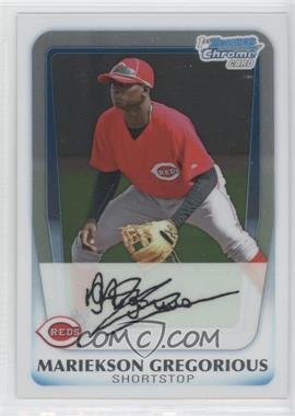 2011 Bowman - Chrome Prospects #BCP209 - Mariekson Gregorius