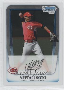 2011 Bowman - Chrome Prospects #BCP210 - Neftali Soto