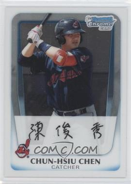 2011 Bowman - Chrome Prospects #BCP26 - Chun-Hsiu Chen